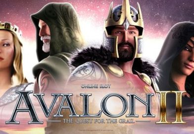 Avalon 2 videoslot