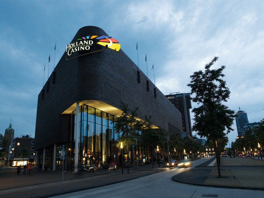 stakingen holland casino