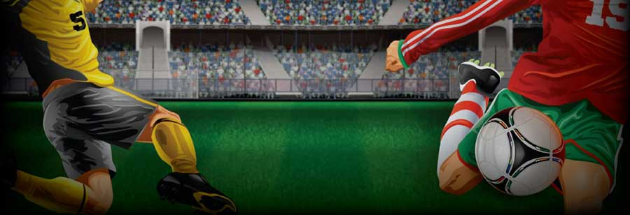 Football Star gokkast Microgaming