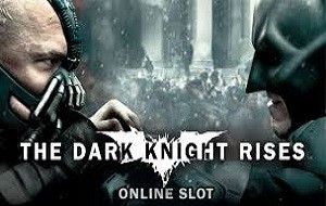 The Dark Knight rises videoslot
