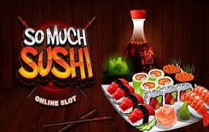 so Much Sushi online slot