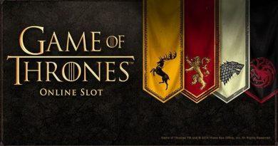 Gaem of Thrones videoslot