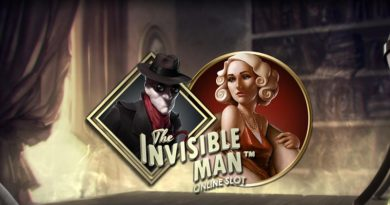 NetEnt the Invisible Man