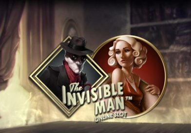 The Invisible Man gokkast