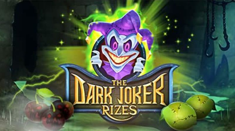 the dark joker rizes gokkast Yggdrasil