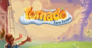 Tornado: Farm Escape NetEnt
