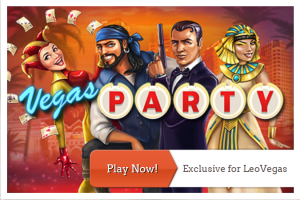 vegas party  video slot