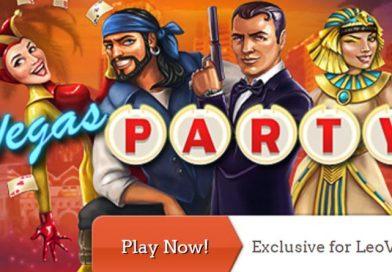 vegas party video slot