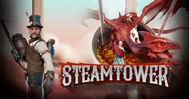 Steam Tower NetEnt