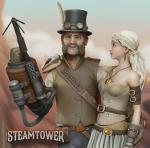 Steam Tower gokkast