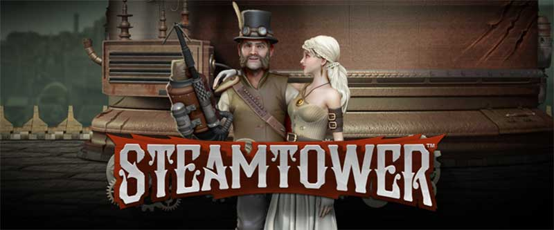 Steam Tower gokkast NetEnt