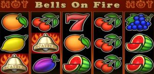 Bells on Fire Hot online gokkast