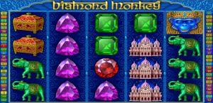 Diamond Monkey Amatic