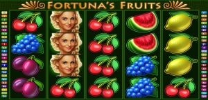 Fortuna's Fruits Amatic Industries