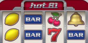 Hot81 video slot Amatic