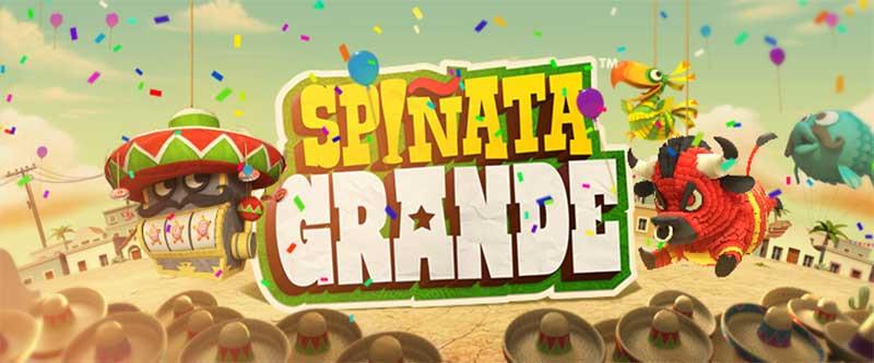 Spinata Grande videoslot NetEnt