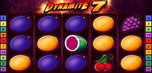 DYNAMITE 7 videoslot