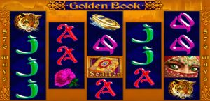 golden book gokkast