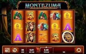 Montezuma videoslot williams