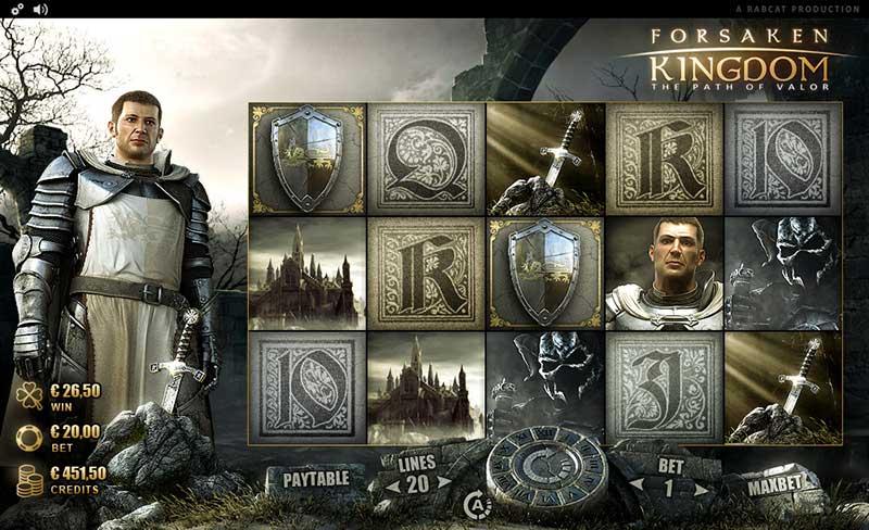 Forsaken Kingdom Rabcat