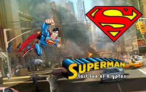Superman last son of Krypton videoslot