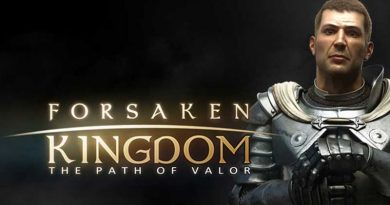 Forsaken Kingdom Microgaming