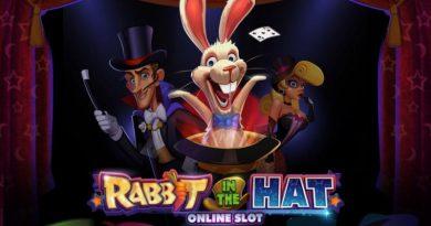 Rabbit in the Hat gokkast