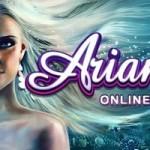 Ariana videoslot van Microgaming