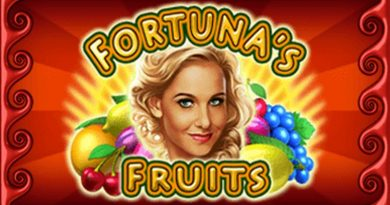 Fortuna's Fruits Amatic