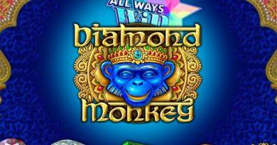 Diamond Monkey videoslot Amatic