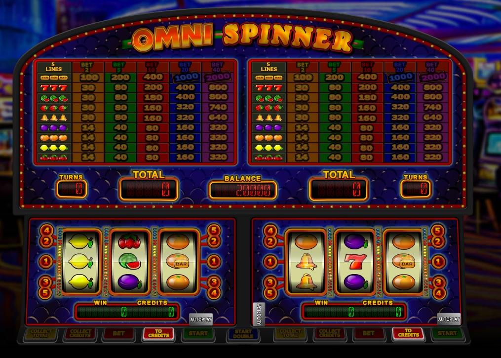 Omni Spinner reels