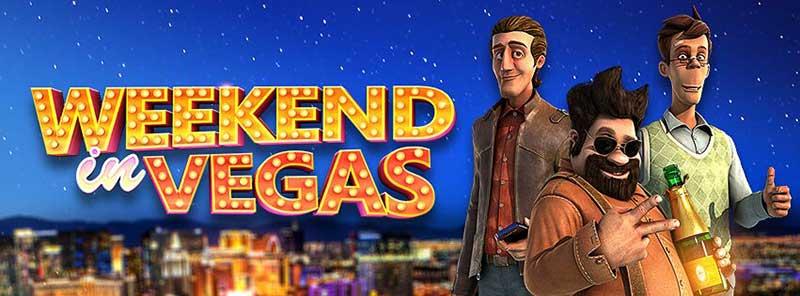 Weekend in Vegas gokkast Betsoft