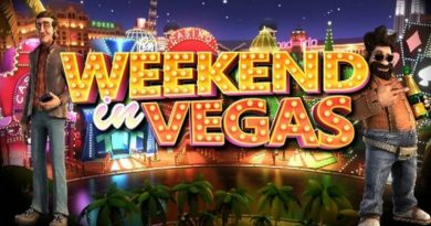 weekend in Vegas gokkast Betsoft