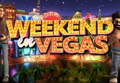 Weekend In Vegas videoslot van Betsoft