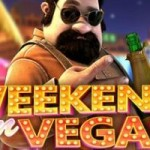 Weekend In Vegas videoslot van Betsoft