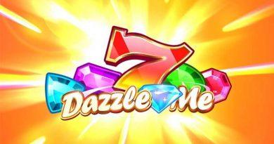 Dazzle Me gokkast NetEnt