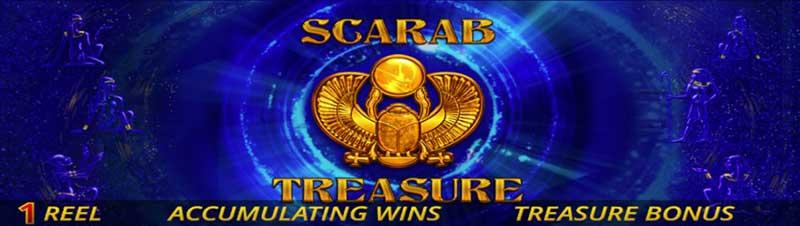 Scarab Treasure gokkast Amatic