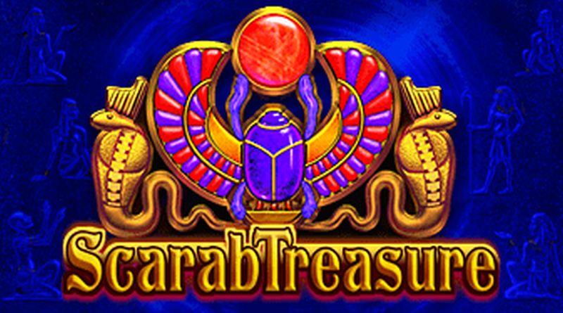 Scarab Treasure videoslot Amatic
