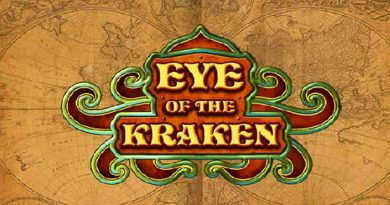 eye of the kraken videoslot play'n go