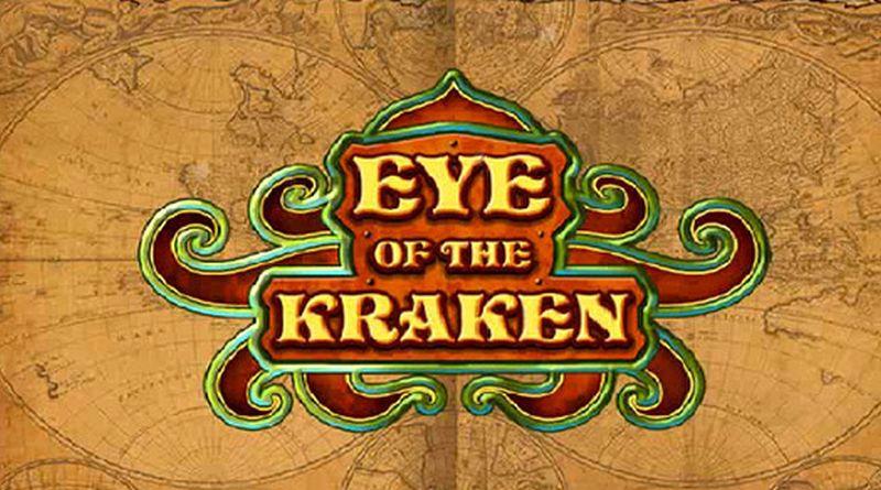 eye of the kraken videoslot play'n go