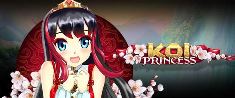 Koi Princess gokkast NetEnt