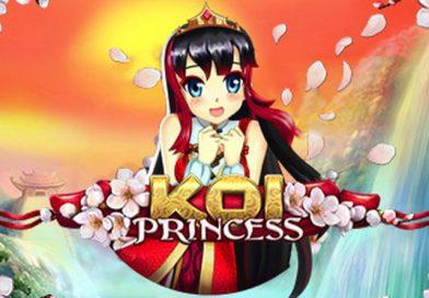 Koi Princess NetEnt