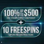 10 Free Spins bij NetBet Vegas!