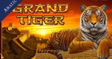 Grand Tiger gokkast amatic