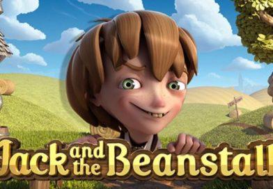 jack and the beanstalk gokkast NetEnt