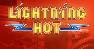 lightning hot Amatic