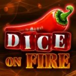 dice on fire gokkast