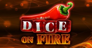 dice on fire stakelogic