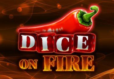 Dice On Fire gokkast