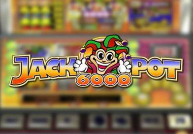 Jackpot 6000 gokkast
